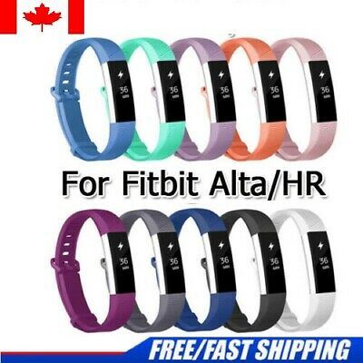 For Fitbit Alta Band Alta HR Ace Band Replacement Watch Strap Small-Large CA