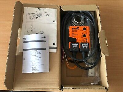 Belimo Modulating damper Actuator SM230A-S 240Vac 20NM HVAC Air handling