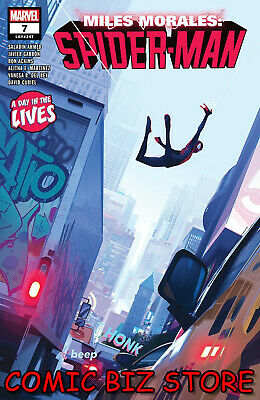 Miles Morales Spider-Man #7 (2019) 1St Printing Bagged & Boarded Marvel Comics