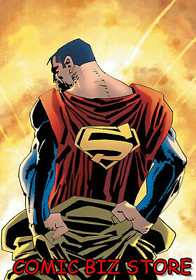 Superman Year One #1 (Of 3) (2019) 1St Printing Miller Variant Cover Dc ($7.99)