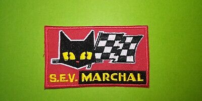 SEV MARCHAL 7.8*4.8 CM A158 //// ECUSSON PATCH AUFNAHER TOPPA NEUF