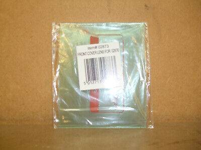 SIP Meteor 2200  02876 Welding Helmet Clear Cover Outer Lens x pack of 10