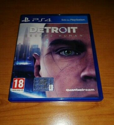 SONY Playstation 4 PS4 - Detroit: Become Human