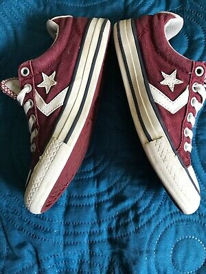 Converse all star girls  Low Tops UK size 13, used good condition.
