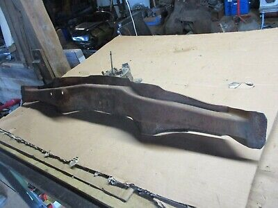 1968~1972 Chevelle Transmission Mount Crossmember Coupe /& Hardtop EDP Steel Dii