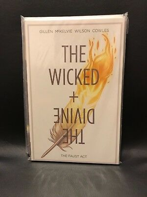 The Wicked and The Divine Volume 1 Trade Paperback - UK FREEPOST