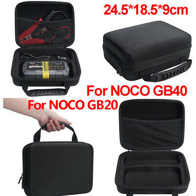 Carry Case Bag for NOCO Boost HD GB20 GB40 Jump Starter Jumper Pack Portable