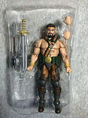 "2019 Marvel Legends Avengers Endgame HERCULES 6"" No Thanos BAF - IN HAND"