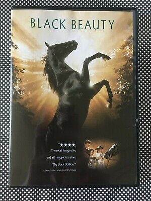 BLACK BEAUTY DVD Widescreen and Full Screen Versions on 1 Disc Sean Bean Nice