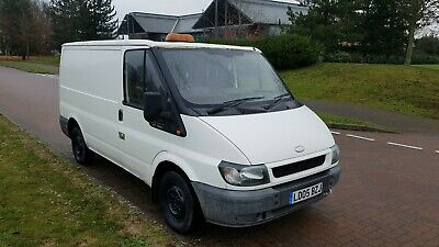 Ford Transit Van 2005 Low Miles 117k  **LOW STARTING BID - NO RESERVE**
