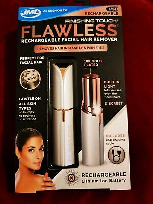JML Finishing Touch Flawless The discreet hair remover-  100% GENUINE