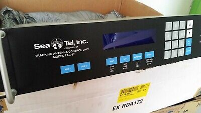 Sea Tel Inc. TAC-92   Tracking Antenna Control Unit        New Old Stock