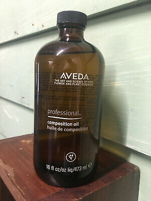 aveda composition oil open almost full