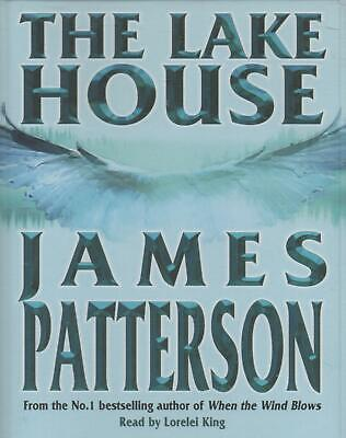 THE LAKE HOUSE by James Patterson ~ Four-Cassette Audiobook