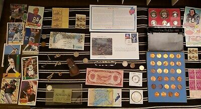 Junk Drawer Lot: Old U.S. Coins, Jewelry, Scrap Silver, 1903 Morgan Dollar ++