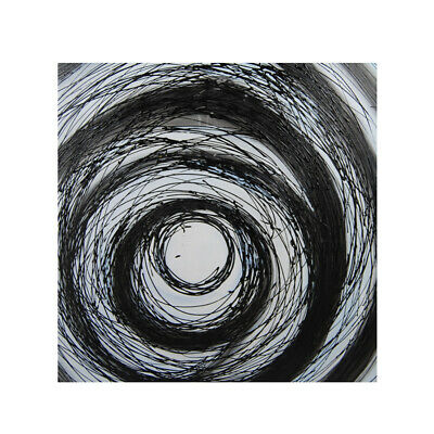 Hand Painted Abstract Canvas Oil Painting Wall Art Home Decor Framed Universe
