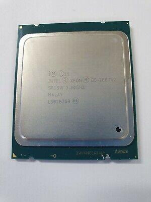 INTEL XEON  E5-2667 V2 3.30GHz Eight Core 25M cache SR19W Processor
