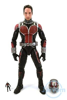 "Marvel Legends 6"" Inch Studios 10th Anniversary Ant-Man Loose Complete"