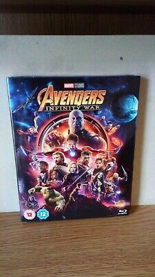 Avengers: Infinity War (Blu-ray) New & Sealed
