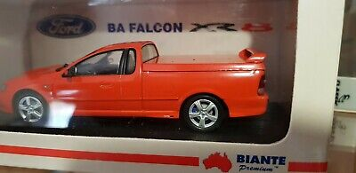 Biante Premium Collectable Die Cast Ford Falcon Xr8 Ute No 658 Of 1000 Certific