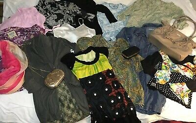 Bulk Lot Bundle Women's Ladies Clothes  Esprit Collette Annapelle Sandwich