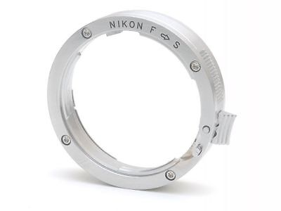 Nikon F to S adapter
