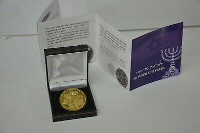 Temple Coin 70 Years Israel Redemption King Cyrus Donald Trump Jewish Mount ..