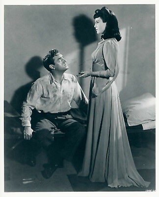 Robert Paige Louise Allbritton Son Of Dracula 1943 Vintage Photo #4  R1970