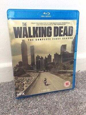 The walking dead. The complete First Season Blu Ray