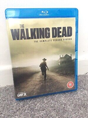 The walking dead. The complete Second Season Blu Ray