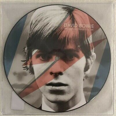 David Bowie The Shape Of Things To Come Picture Disc