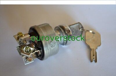 CATERPILLAR FORKLIFT TRUCK PARTS 0366463 0972256 376938 ignition switch