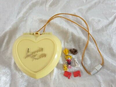 💕Vintage Lovely Kitty with dolls and pets 💕Polly Pocket Clone