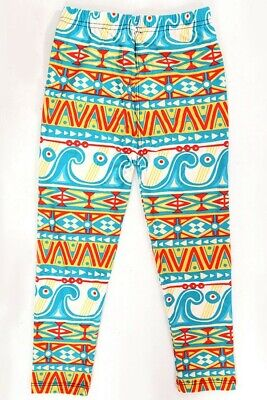Tidal Waves Amazing Buttery Soft Leggings Kid's S-M-L