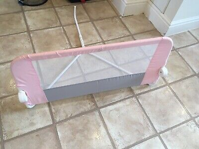 Lindam Easy Fit Bed Guard - Pink