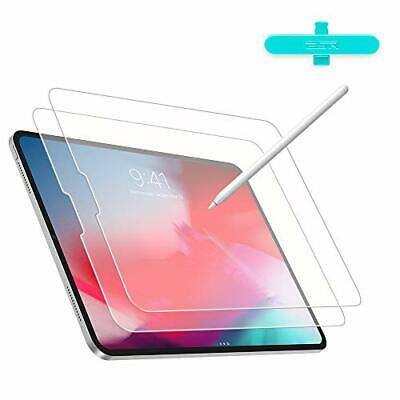 2-Pack Paperlike Screen Protector for iPad Pro 11 2018 Supports Apple Pencil