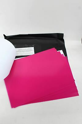 """CRAFT SUPERSTORE Water Soluble Photo Emulsion Sheets 8.5""""x12"""" 25 Pack NEW"""