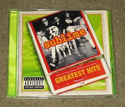 Sublime - Greatest Hits [PA] (CD, 1999, MCA/Gasoline Alley) BMG