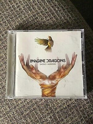 Imagine Dragons Smoke + Mirrors CD Target Exclusive Limited w/4 Bonus Tracks OOP