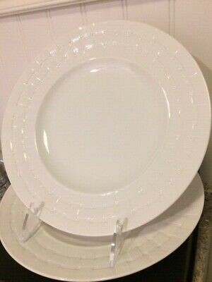 LENOX / KATE ~ SPADE OAKWILDE LANE SALAD / ACCENT PLATES ~ Set of 2 ~ BRAND NEW