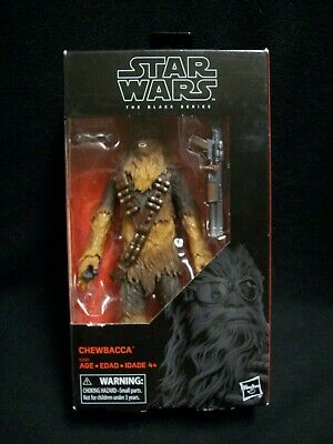 Star Wars Black Series 6 inch Target Store Exclusive ''Chewbacca''.
