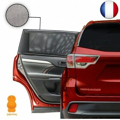 JELLYBABABABY Pare-Soleil Fenêtres de Voiture , Protection UVA Maximale Pour
