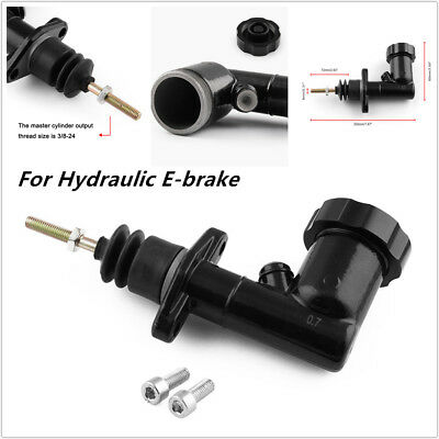 Universal Brake or T5 T56 Hydraulic Clutch Master Cylinder Compact Girling Style