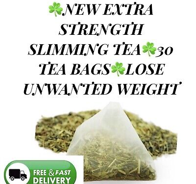 *100% Herbal Weight Loss Skinny Tea*30 Days Detox*LOSE FAT NOW!!*Extra Strength*