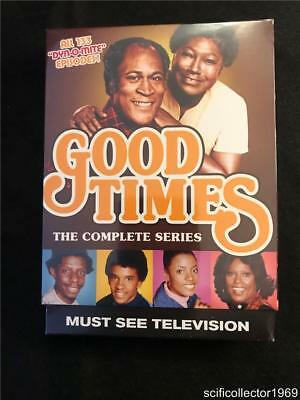 Good Times - The Complete Series (DVD, 2015, 11-Disc Set)