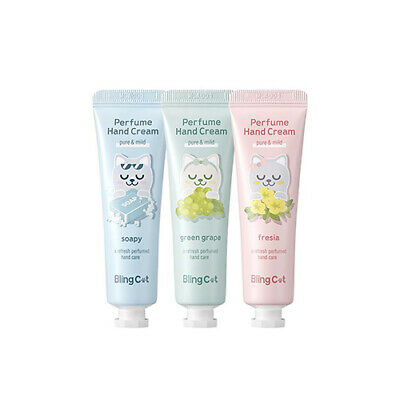 [TONYMOLY] Bling Cat Perfume Hand Cream 30ml