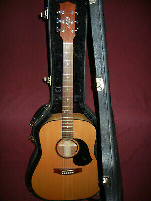 Maton S60 - Acoustic Guitar - Like New Condition - Made in January 2015