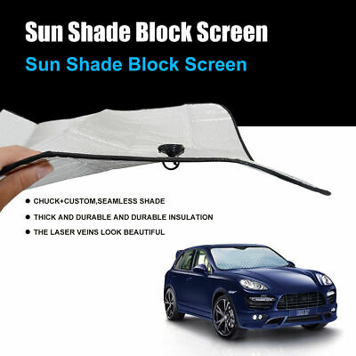 CAR WINDSCREEN SUN REFLECTOR Cool Interior Windscreen Shade Front Window Visor