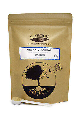 Haritaki Powder | Organic Certified
