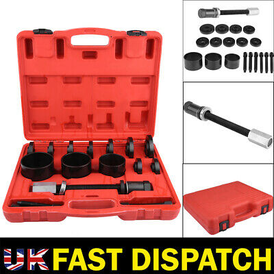19pcs Wheel Bearing Removal Installation Tool Kit Front Universal Press Pull